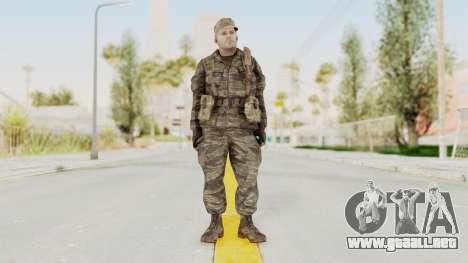COD BO SOG Mason v2 para GTA San Andreas segunda pantalla