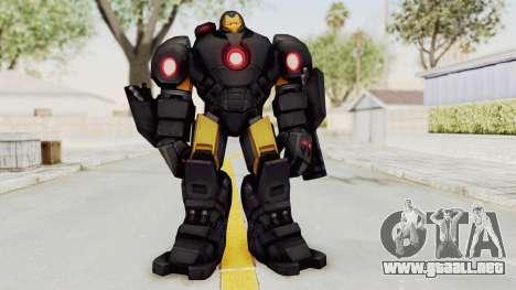 Marvel Future Fight - Hulk Buster Heavy Duty v1 para GTA San Andreas segunda pantalla