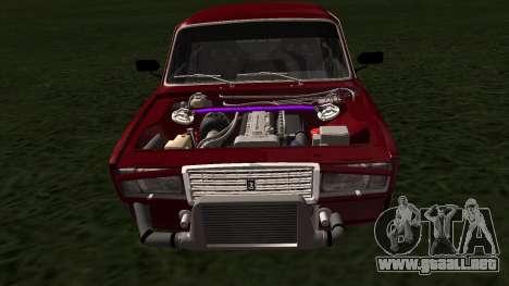 2107 JDM para la visión correcta GTA San Andreas
