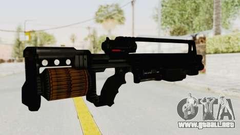 StA-52 Assault Rifle para GTA San Andreas segunda pantalla