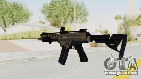 HBRA3 Advanced Warfare para GTA San Andreas segunda pantalla