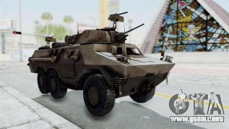 Ratel Command para la visión correcta GTA San Andreas