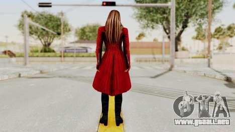Captain America Civil War - Scarlet para GTA San Andreas tercera pantalla