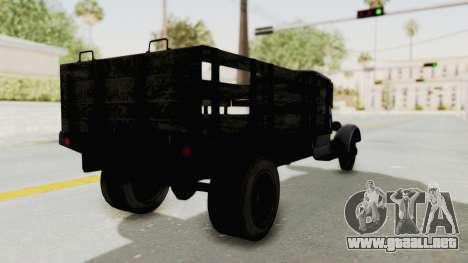 Ford AA from Mafia 2 para GTA San Andreas left