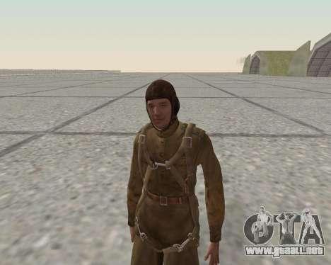 Pak combatientes del ejército rojo para GTA San Andreas twelth pantalla