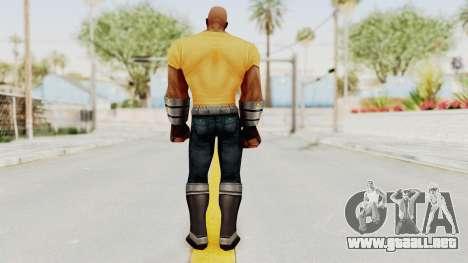 Marvel Future Fight - Luke Cage para GTA San Andreas tercera pantalla