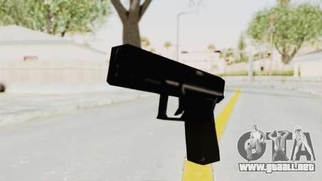 Liberty City Stories - Glock 17 para GTA San Andreas segunda pantalla