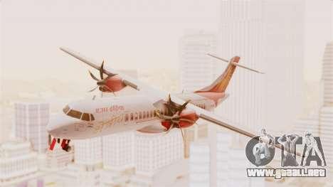 ATR 72-600 Air India Regional para GTA San Andreas