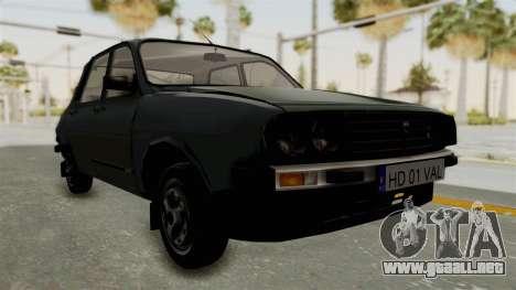 Dacia 1310 Funingi Taraneasca para la visión correcta GTA San Andreas