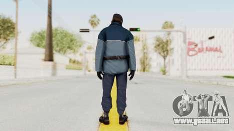 Bourne Conspirancy Zurich Police v2 para GTA San Andreas tercera pantalla