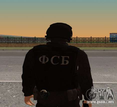 FSB alpha v1 para GTA San Andreas segunda pantalla