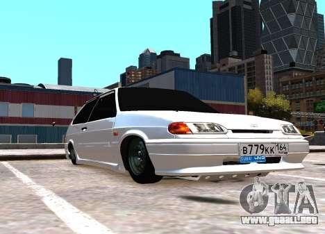 VAZ 2113 para GTA 4
