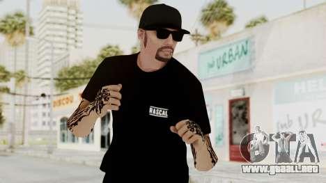 New RASCAL Member para GTA San Andreas
