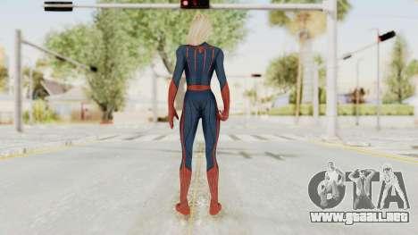 Spider-Girl para GTA San Andreas tercera pantalla