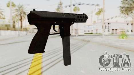 TEC-9 para GTA San Andreas segunda pantalla