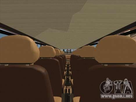 VAZ 2109 17-door para GTA San Andreas vista posterior izquierda