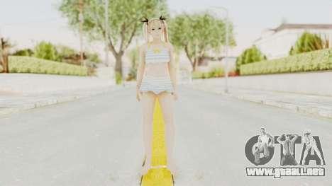 Dead Or Alive 5 LR - Marie Rose Summer Fix para GTA San Andreas