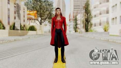 Captain America Civil War - Scarlet para GTA San Andreas segunda pantalla
