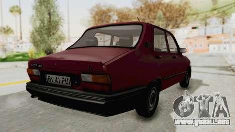 Dacia 1310L 1997 para GTA San Andreas left