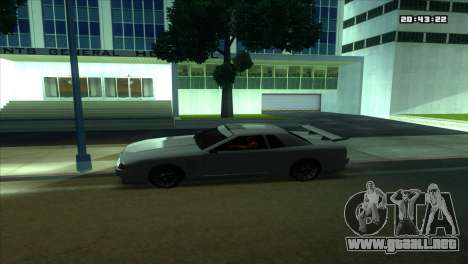 ENB Double FPS & for LowPC para GTA San Andreas segunda pantalla
