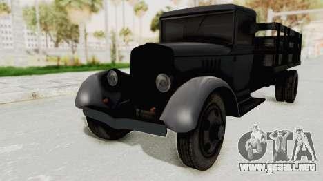 Ford AA from Mafia 2 para la visión correcta GTA San Andreas