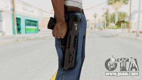 StA-18 Pistol para GTA San Andreas tercera pantalla