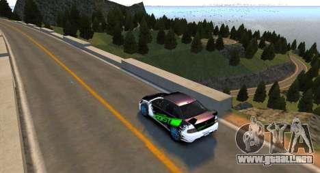 Monumento De La Colina De La Pista para GTA 4 segundos de pantalla