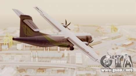 ATR 72-500 MASwings para GTA San Andreas left