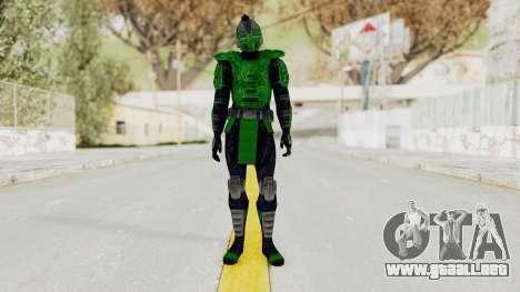 Cyber Reptile MK3 para GTA San Andreas segunda pantalla
