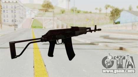 wz.96 Beryl para GTA San Andreas tercera pantalla