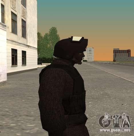 FSB alpha v1 para GTA San Andreas sucesivamente de pantalla