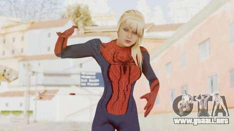 Spider-Girl para GTA San Andreas