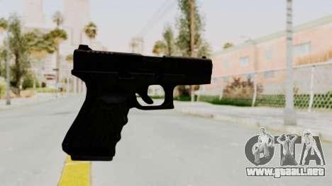 Glock 19 para GTA San Andreas tercera pantalla
