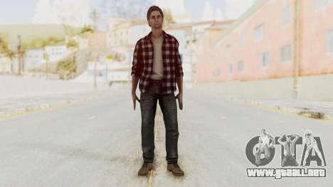 Alan Wakes American Nightmare para GTA San Andreas segunda pantalla