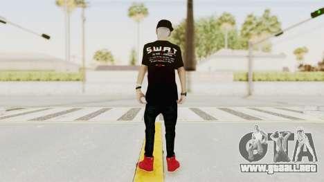 Swagger Boy Retex 1 para GTA San Andreas tercera pantalla
