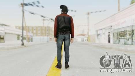 GTA 5 DLC Heist Robber para GTA San Andreas tercera pantalla