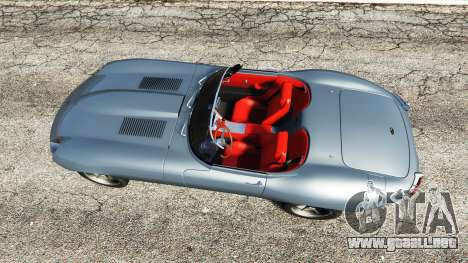 Eagle Speedster 2012 para GTA 5