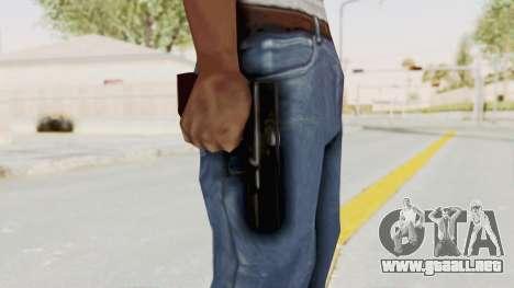 Liberty City Stories - Glock 17 para GTA San Andreas