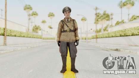 COD BO Richtofen para GTA San Andreas segunda pantalla
