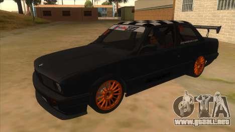 BMW 325i Turbo para GTA San Andreas