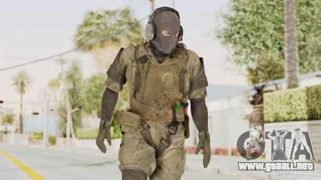 MGSV Phantom Pain Wandering MSF para GTA San Andreas
