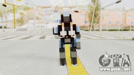 Crossy Road - Epoch para GTA San Andreas tercera pantalla