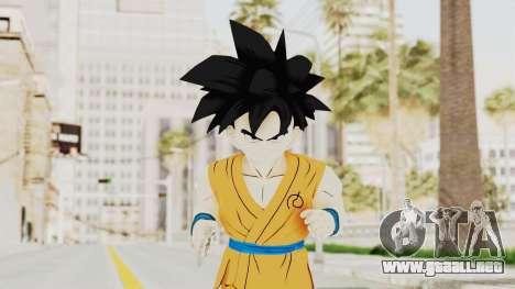 Dragon Ball Xenoverse Gohan Teen DBS SJ v2 para GTA San Andreas