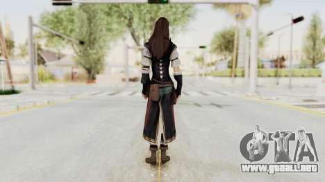 AC Brotherhood - Courtesan Elite Costume para GTA San Andreas tercera pantalla