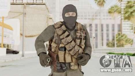 COD Black Ops Russian Spetznaz v1 para GTA San Andreas
