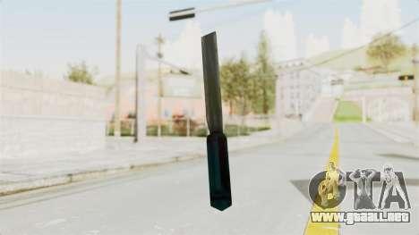 Liberty City Stories - Chisel para GTA San Andreas segunda pantalla