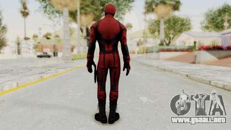 Marvel Heroes - Daredevil Netflix para GTA San Andreas tercera pantalla