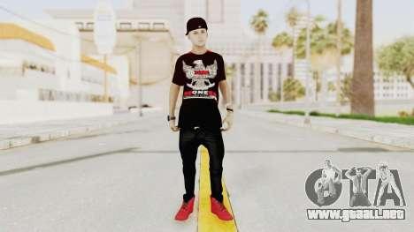 Swagger Boy Retex 1 para GTA San Andreas segunda pantalla