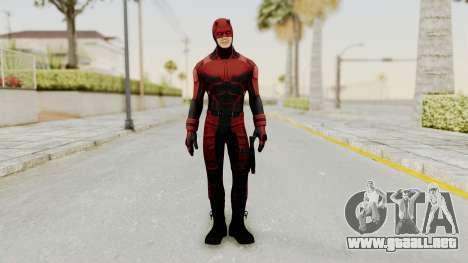 Marvel Heroes - Daredevil Netflix para GTA San Andreas segunda pantalla