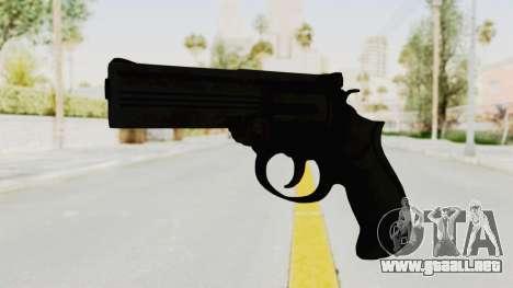 MP412 Rex para GTA San Andreas segunda pantalla